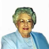 Mary E. Anderson-Huizenga
