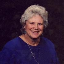 Violet Frances Peterson