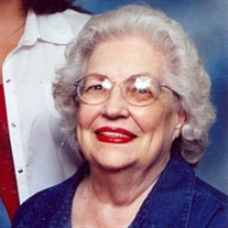 Mrs. Mary Deason Carlisle Street