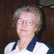 Mrs. Lucille Vuncannon  McNeill