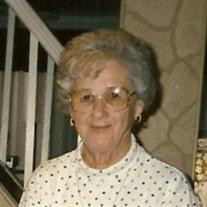 Mrs. Ruth E. Mills