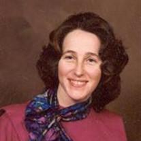 Maxine Ellen Geer Barfoot
