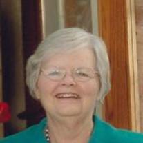 Geraldine Purdie Fehr