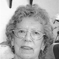 Leola Mae Holmberg