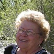 Carolyn Jane Ford Robertson