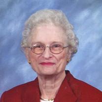 "Margaret Tate  ""Peggy"" Scruggs"