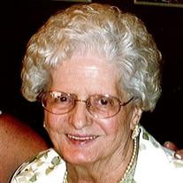Pauline Mary Harris