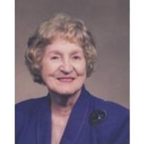 Gertrude Amanda Watson