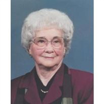 Edith Henderson Hughes