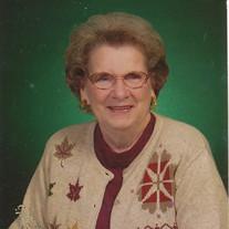 Mary Garnet Howell