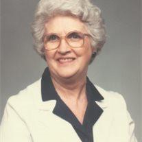 Mary Bortel Benson