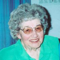 Lois E. Napier Carpenter Bluebaum