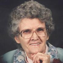 Josie Irene Fife Carter
