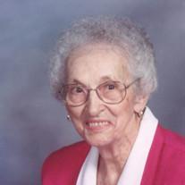 Gertrude Lorraine Mills Chafin