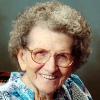 Frances Evelyn Carter Erwin