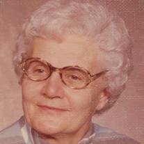 "Ella Florine ""Granny"" Hudson"
