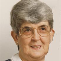 Betty Ruth Lusher