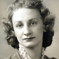 Almeda June Hitchcock McCalmont