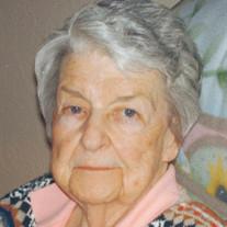 Mary Elizabeth McClure