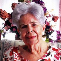 Mabel Agnes Sanders Carter