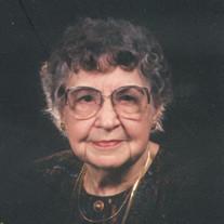 Margaret Louise Via Spurlock
