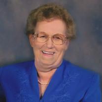 "Frances Jewell ""Judy"" Warren"