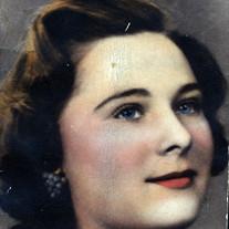 """Maria Magdalena """"Magda"""" Widdifield"""