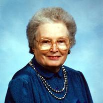 Hilda Marguerite Winegar