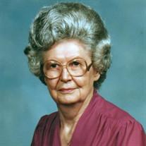 Mrs. Virginia L. Stallard