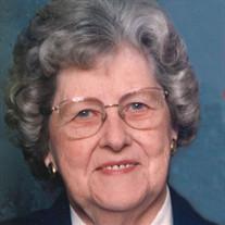 Mrs. Hazel Garner Owens