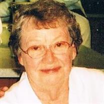 Freda May Ebert