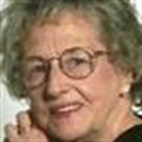 Mrs Virginia Lee Lamproe