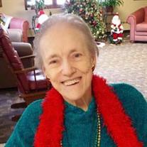 Eileen Jeannette Winters