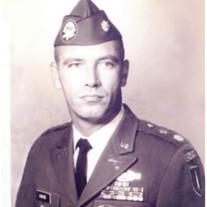 """Maj. (Ret.) Walter D. """"Don""""   Kinard"""