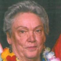 Mrs Judith McDonald