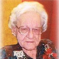 Dorothy Credeur Bourque