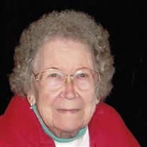 Irene Blanche Whiteis