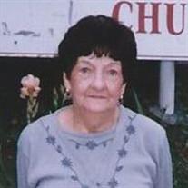 Margaret  Athaline Busby Peek