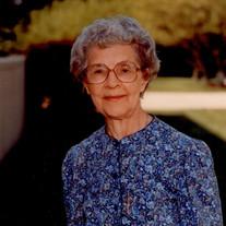 Sister M. Agnesine Seluzicki MHSH