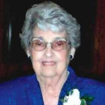 Mrs. Lucinda Hoover Ball