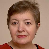 Ms Nadejda Chapranova