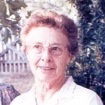 Marguerite Blacklock Wolfe Burden