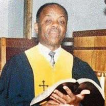 Pastor Melton Cleophus Harrell