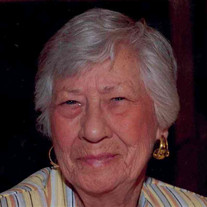 Mrs. Barbara (Bobbie) Wicker