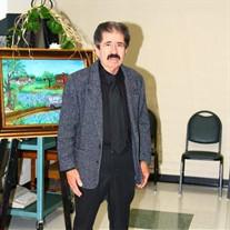 Mr. E.  Jesse Saldana Sr.
