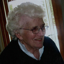 Mary Elizabeth Robinson Roy