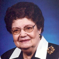 "Mary Osalean ""Ossie"" Hensley"