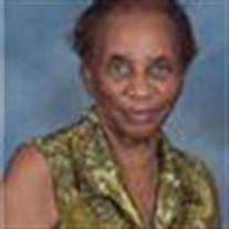 Mrs. Johnnie Strain