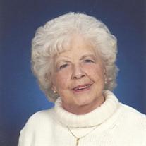 Mary Virginia Hall
