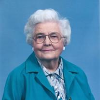 Ruth Mahala Barrett